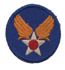 US ARMY AIR FORCE AAF HQ PATCH WW2 WWII AIR CORPS ORIGINAL