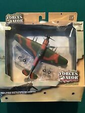 Forces of Valor 1:72 UK Hurricane SE Asia 1944 Diecast Plane