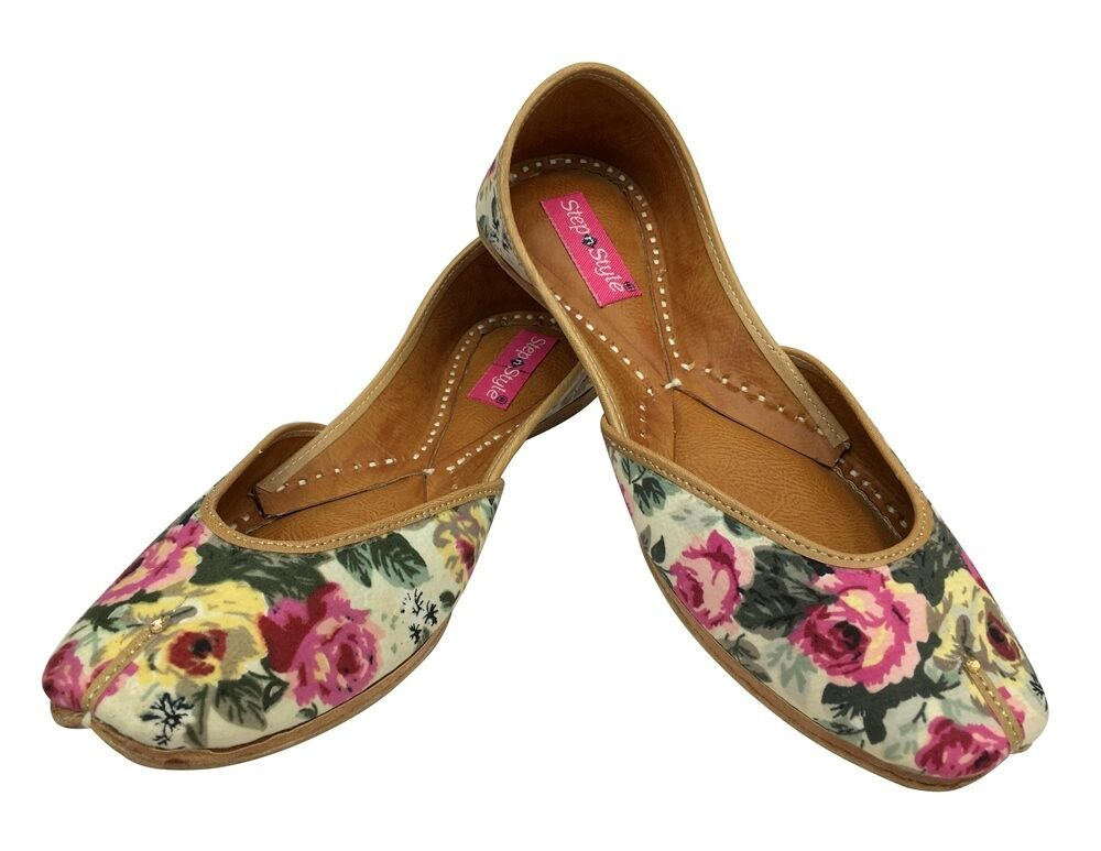 US FLIP FLOPS PUNJABI JUTTI KHUSSA SHOES BRIDAL SHOES JAIPURI MOJARI JOOTI DD967