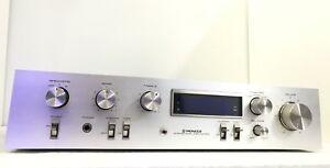 PIONEER-Stereo-Amplifier-SA-610-Vintage-1979-90-Watts-RMS-Refurbished-Like-New
