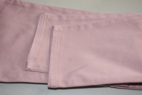 """$158 NEW Lilly Pulitzer 31 /"""" Worth Skinny Jean Rose PALE Pink SATEEN Pants 12 4"""