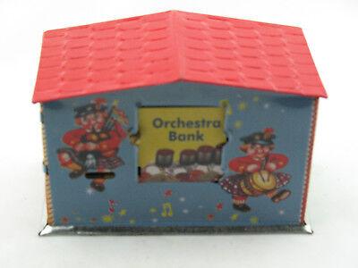 Blechspielzeug Orchester  2193015 Spardose Orchestra Bank