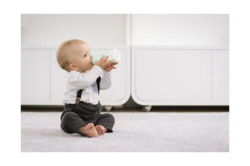4oz Mii Glass Vulli Sophie la girafe Infant Feeding Bottle