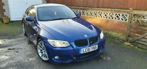 2012 BMW 320d E92 LCI M SPORT COUPE *I DRIVE* *FACELIFT MODEL* *12 MONTHS MOT!!*