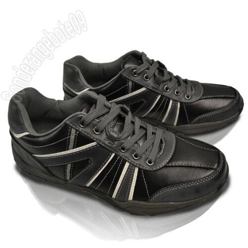 Zapato calle deportivo Calzado 45 44 43 Zapato negro Magnus 42 cordones con 40 Zapatillas de 41 vaxvn8qFAw