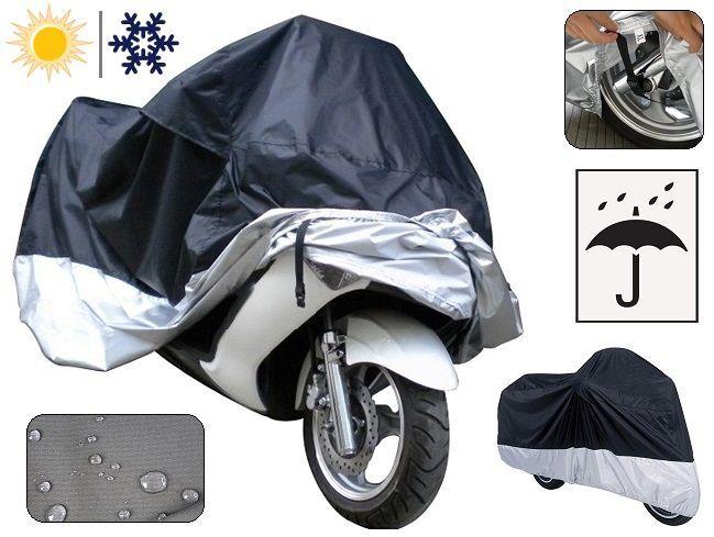 Housses Bache Etui Moto Scooter Vélo Cache de Predection Anti Pluie Poussière UV