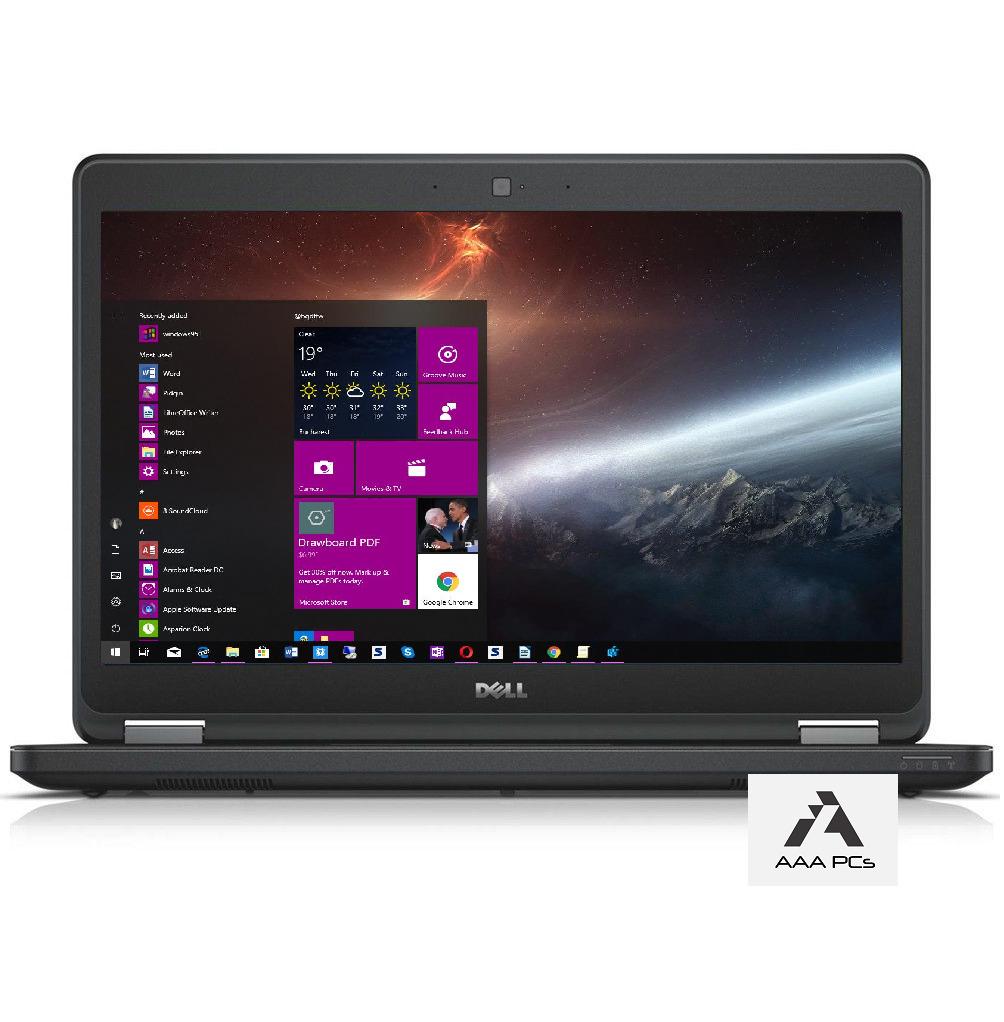 "Dell 14.1"" Light Gaming Laptop 16GB RAM 256GB SSD Intel i5 2.90GHz Webcam HDMI"
