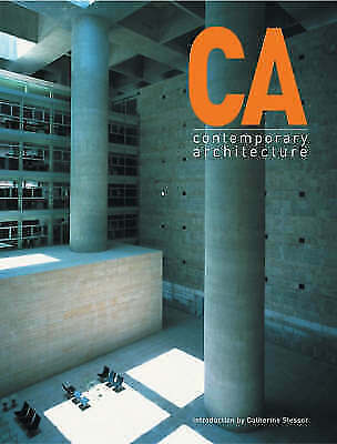 1 of 1 - CA1: Contemporary Architecture by Robyn Beaver (Hardback, 2003)