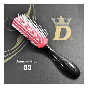 Denman-D3-Medium-Styling-Brush-7-Row