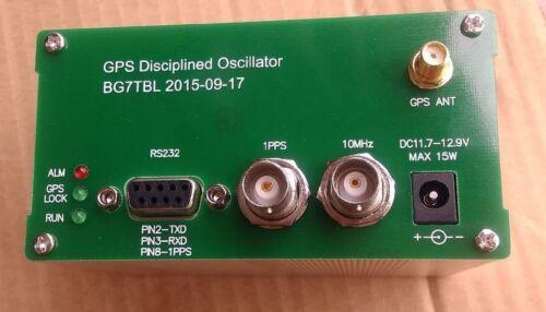 10M output GPS clock atomic clock GPS clock 1pc GPSDO-10MHz
