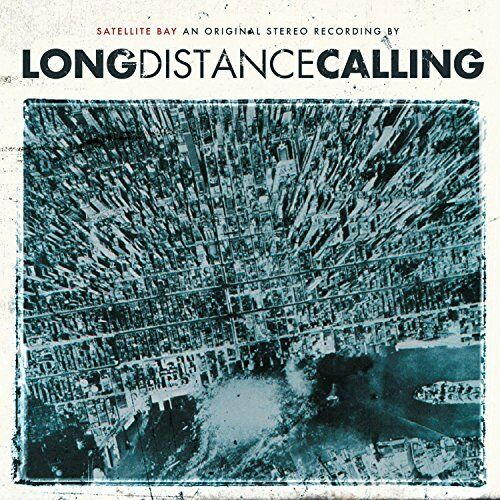 Long Distance Calling - Satellite Bay (Re-Issue + Bonus) [CD]
