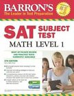 Sat Subject Test Math: Level 1 by Ira K. Wolf (Mixed media product, 2014)