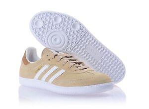 adidas samba beige
