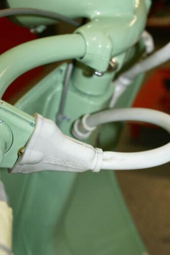 Schaltung Gummimanschette Seilzüge Vespa Lenker Faro Basso Acma VM VN V30 V33