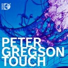 PETER GREGSON: TOUCH [CD & BLU-RAY AUDIO] NEW DVD