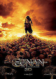 1 of 1 - Conan (DVD, 2011) ex-rental, disc only.