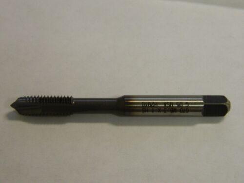 "Widia Greenfield Spiral Point Gun Tap M6.3 x 1/"" D5 2FL HSS Lot of 3 USA #17571"