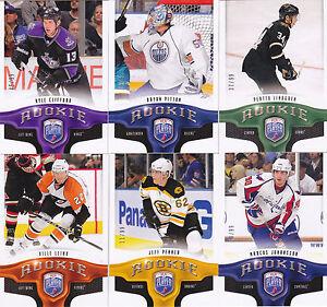 09-10-Be-A-Player-Perttu-Lindgren-99-Rookie-BAP-RC-2009