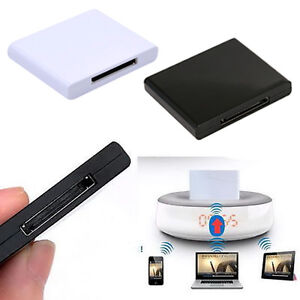 Bluetooth-4-0-Music-Receiver-Audio-Adapter-for-iPod-iPhone-30Pin-Dock-Speaker