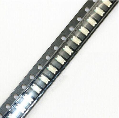 200 pcs SMD SMT 1206 Super Bright DEL Blanc Ampoule De Lampe De Bonne Qualité