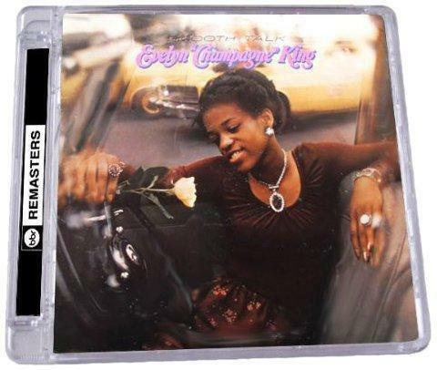 Evelyn Champagne King - Smooth Talk (NEW CD)