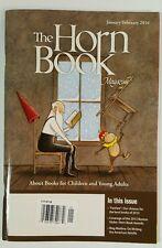 Horn Book Magazine For Children Best books of 2015 Jan Feb 2016 FREE SHIPPING JB