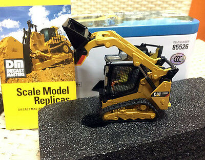 1/50 Caterpillar Cat 259D Compact Track Loader By Diecast