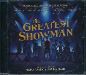Greatest-Showman-The-Soundtrack-CD-NEW-Hugh-Jackman-Zac-Efron