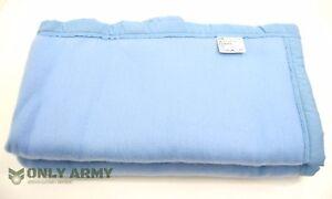 Original-Dutch-Army-UN-Blanket-Military-Bedding-Soft-NEW-Camping-Bushcraft-Warm