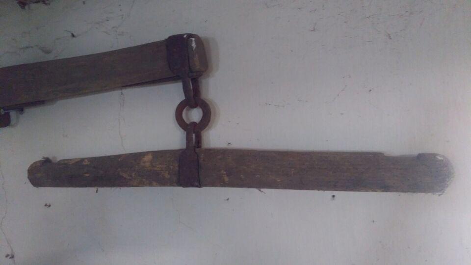 Andre samleobjekter, 2 spand- hammel
