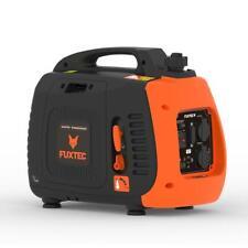 Groupe électrogène portable inverter FUXTEC FX-IG12 générateur silencieux 2000W