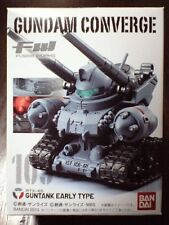 FW GUNDAM CONVERGE 109 RTX-65 GUNTANK EARLY TYPE NEW BANDAI