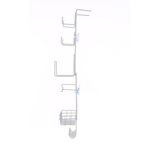 S-8008 Refrigerator Rack Fridge Side Shelf Multi-Layer Sidewall Holder N1U6