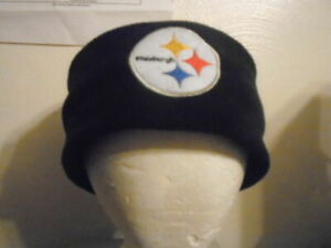 67396739 Pittsburgh Steeler Logo Fleece Sweat or Headband Extra Wide