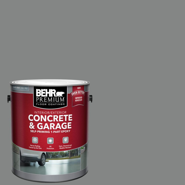 Drylok Concrete Floor Paint 1 Gallon Georgetown Gray For Sale Online Ebay