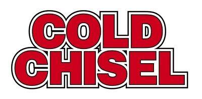 COLD CHISEL JIMMI BARNES Music Concert STICKER Free Aus Post 9cm x 9cm