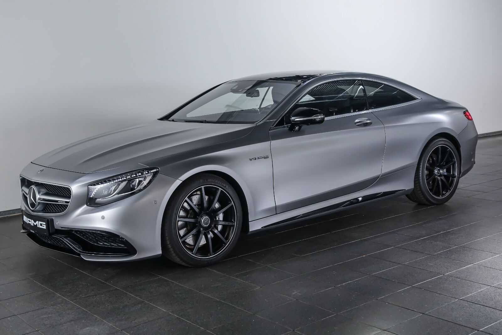 Mercedes-Benz S63 5,5 AMG Coupé aut. 4Matic