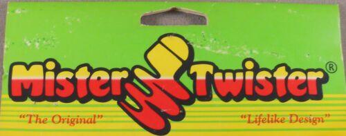 Killer Shad Tails Swimbait 1 Pack Of 7 Vintage Original Mister Twister 3 In