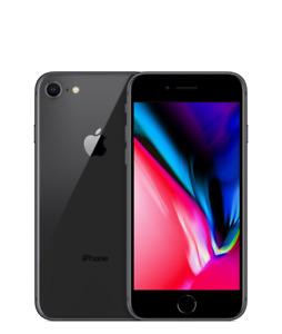 IPHONE 8 64GB BLACK NERO RICONDIZIONATO GRADO B APPLE GARANZIA 12 MESI