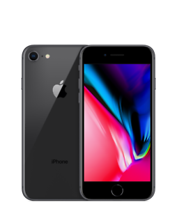 APPLE-IPHONE-8-64GB-BLACK-RICONDIZIONATO-GRADO-AB