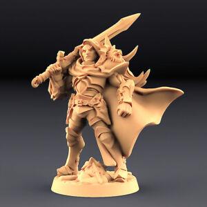 Dwarf Warrior A Dwarven Defenders Fighter Artisan Guild Miniatures D/&D 3D269