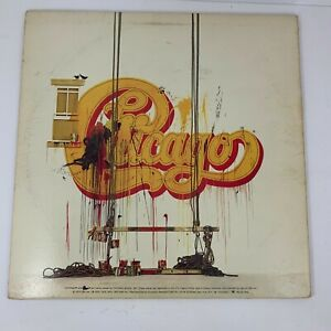 Chicago-Greatest-Hits-1975-Vinyl-LP-Record-Condition-VG