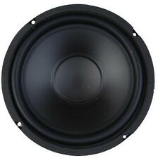 """8"""" Woofer Poly Cone Rubber Surround 70W 8 ohm Home Car Audio  use as a subwoofer"""