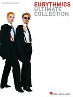 Eurythmics Ultimate Collection Sheet Music Piano Vocal Guitar Songbook 000307388