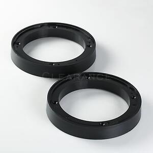 Ai-5-25-034-to-6-034-1-034-Speaker-Spacer-Depth-Extender-Mounting-Rings-5-25-034-6-5-034-pair