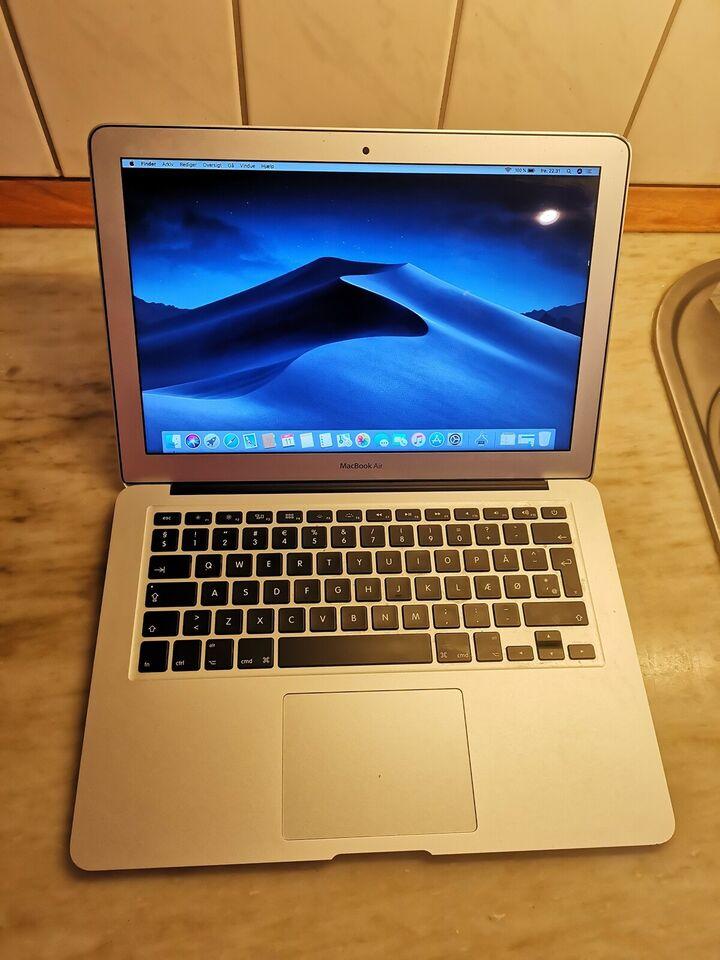 MacBook Air, MacBook Air early 2015 (13 inch), 1,6 I5 GHz