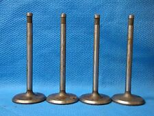 Wisconsin Motors J JU A Exhaust Valve Set 4 Cyl Tractor Truck Industrial NORS