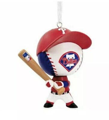 Hallmark Philadelphia Phillies Bouncing Buddy Christmas ...