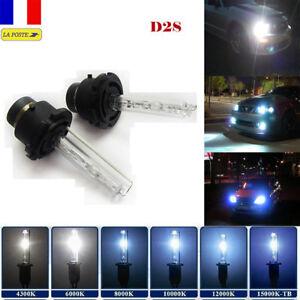 D2S-35W-55W-voiture-Hid-Xenon-Ampoules-Phare-Set-Lampes-de-rechange-6000K-8000K