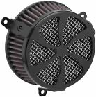 Cobra - 606-0103-01B - Swept Air Cleaner Kit, Black